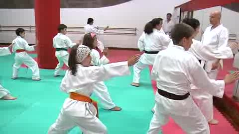 KARATE QUILIANO, REALTA' IMPORTANTE IN LIGURIA