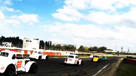 Legends Cars, emozioni al Castelletto Circuit verso il Mondiale di Atlanta