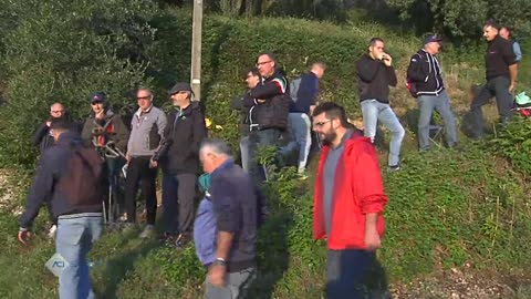 Rally Due Valli, Crugnola domina e rimescola le carte nel Cir