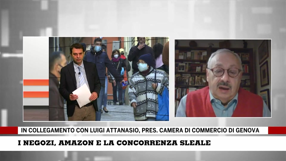 "Attanasio (Camera Commercio) a Primocanale: ""Evitate gli acquisti online"""