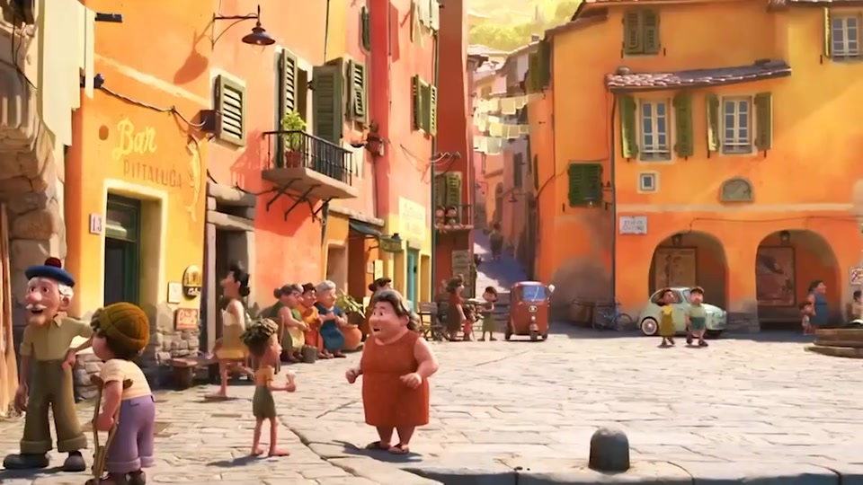 "Uscito il trailer di ""Luca"", il cartoon Disney Pixar ambientato in Liguria"